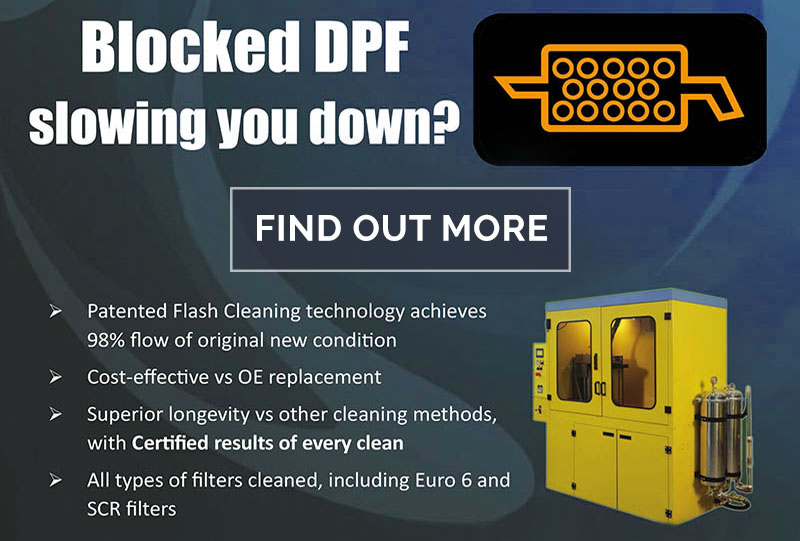 UK DPF Cleaning