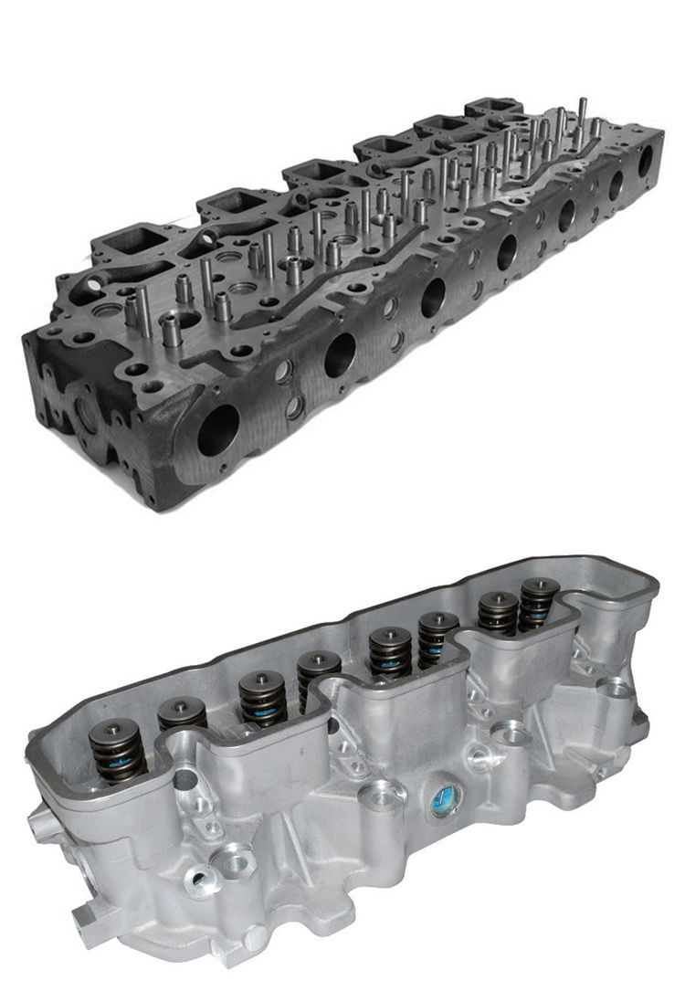 Cylinder head suppliers Scotland
