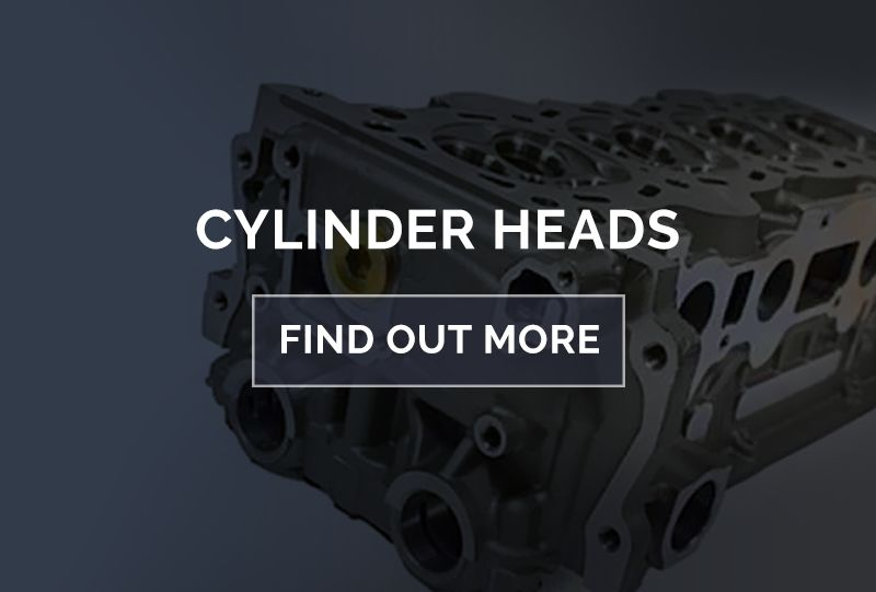 Cylinder head repairs Scotland
